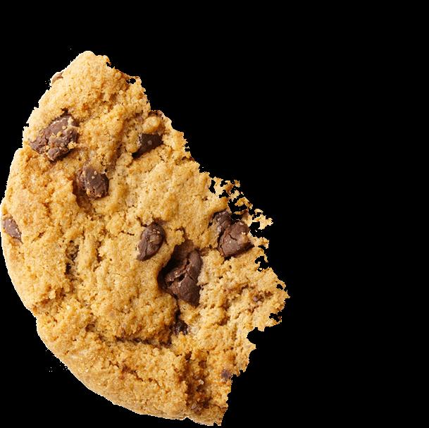 Cookie drittes Stück