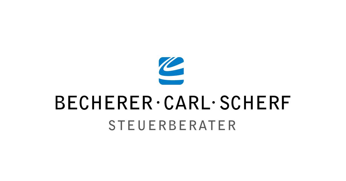 Becherer ∙ Carl ∙ Scherf und Partner mbB Steuerberater