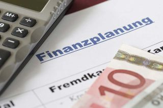 Foto: Finanzplanung