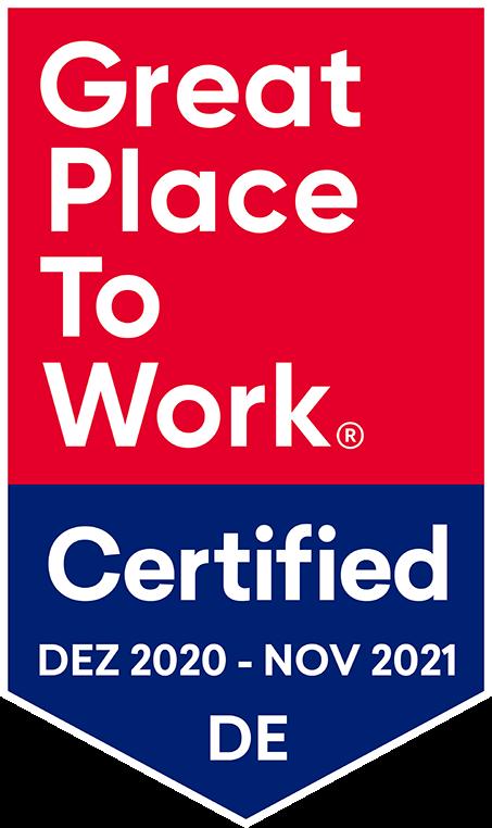 Great Place To Work - Becherer ∙ Carl ∙ Scherf und Partner, Ihr Steuerberater in Jena ist ein Great Place To Work